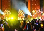 奈良・薬師寺でAKB48がコンサート